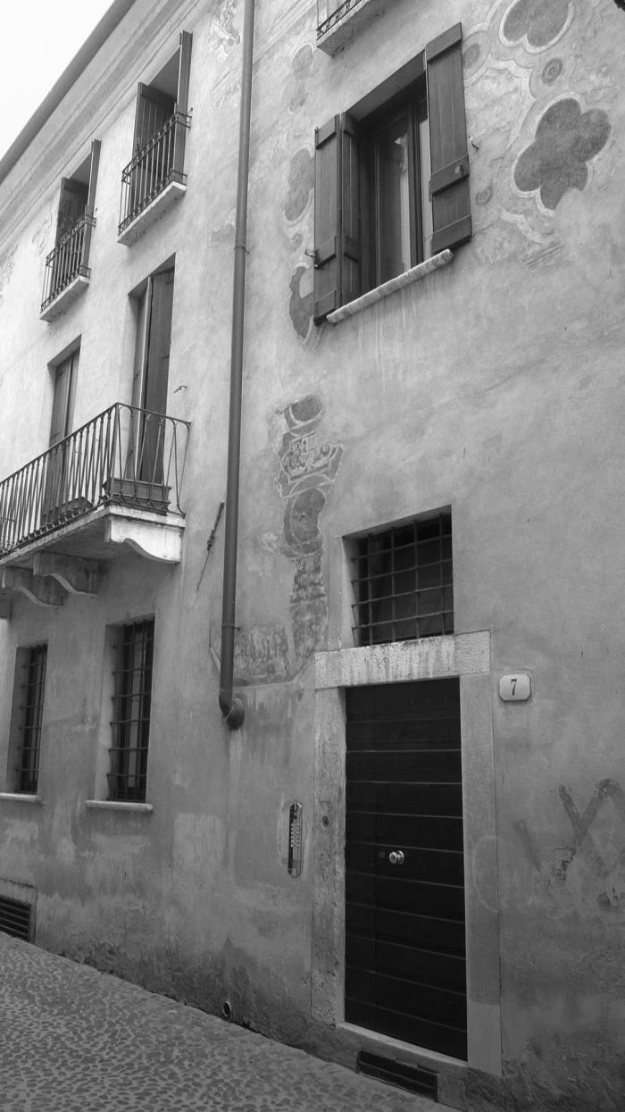 Jewish ghetto - Vicolo Governolo
