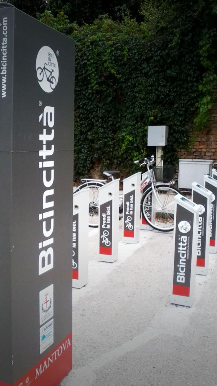 Bike Sharing - Anconetta
