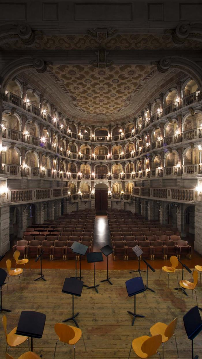 Teatro Scientifico dell'Accademia o Teatro Bibiena