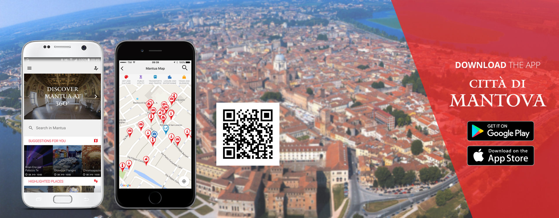 DISCOVER MANTUA AT 360°